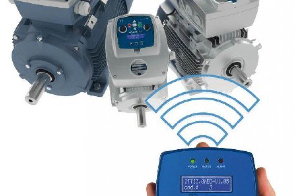La gama de variadores electrónicos de velocidad controlados a distancia de Motive se ha ampliado con 2 tamaños más