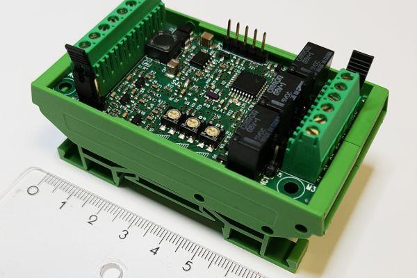SCHEDAPT nouvelle carte / interface pour contrôle sondes thermiques moteurs