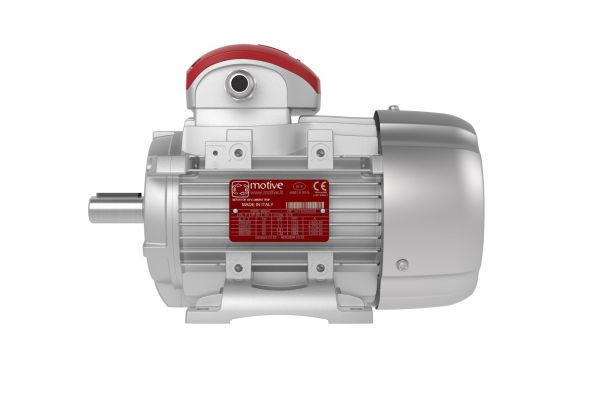 Delfire series, 100°C resistant motors by Motive