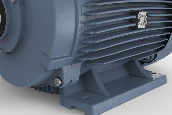 Ancora miglioramenti sui motori in ghisa da 11 a 90kW